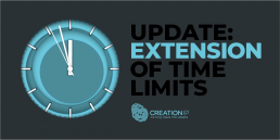 Update: Extension of Time Limits